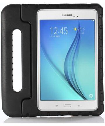 Samsung Galaxy Tab A 10.5 (2018) Kinder Tablethoes met Handvat Zwart Hoesjes