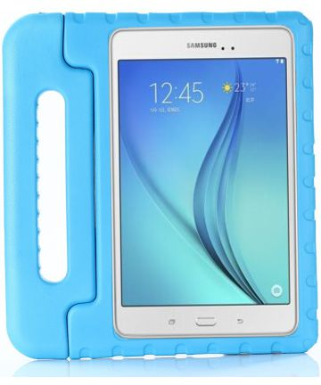 Samsung Galaxy Tab A 10.5 (2018) Kinder Tablethoes met Handvat Blauw