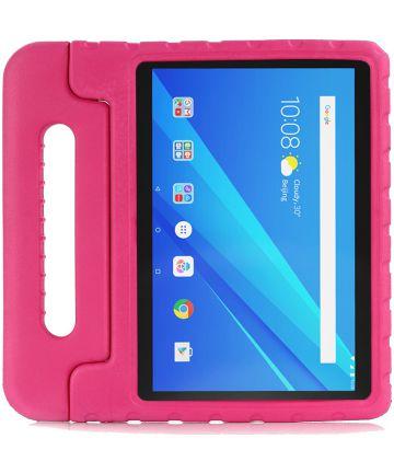 Lenovo Tab 4 Kinder Tablethoes met Handvat Roze Hoesjes