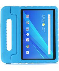 Lenovo Tab 4 10 Kinder Tablethoes met Handvat Blauw