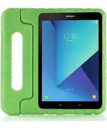 Samsung Galaxy Tab S4 10.5 Kinder Tablethoes met Handvat Groen