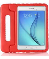 Samsung Galaxy Tab S4 10.5 Kinder Tablethoes met Handvat Rood
