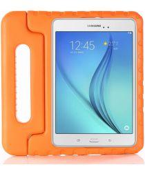 Samsung Galaxy Tab S4 10.5 Kinder Tablethoes met Handvat Oranje