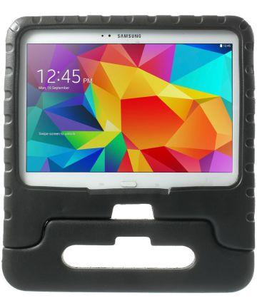 Samsung Galaxy Tab 4 10.1 Kinder Tablethoes met Handvat Zwart