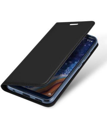Dux Ducis Skin Pro Series Nokia 9 PureView Flip Hoesje Zwart