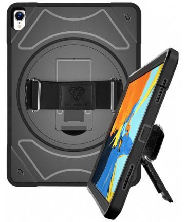 Armor X EXN-Series iPad Pro 11 (2018) Robuuste Hoes Zwart Hoesjes