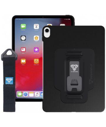 Armor X PXT-Series iPad Pro 11 (2018) Impact TPU Hoes Zwart Hoesjes