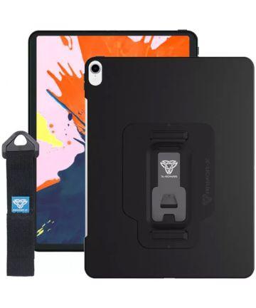 Armor X PXT-Series Apple iPad Pro 12.9 (2018) Impact TPU Hoes Zwart