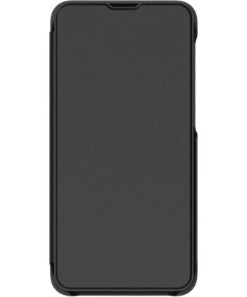 Samsung Galaxy A10 Wallet Cover Zwart Hoesjes