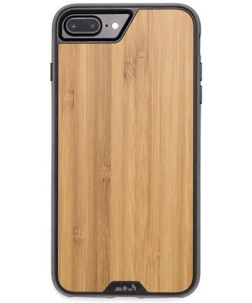 MOUS Limitless 2.0 Apple iPhone 8 / 7 / 6(s) Plus Hoesje Bamboo Hoesjes