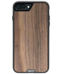 MOUS Limitless 2.0 Apple iPhone 8 / 7 / 6(s) Plus Hoesje Walnut