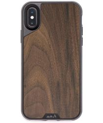 MOUS Limitless 2.0 Apple iPhone XS / X Hoesje Walnut