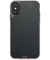 MOUS Limitless 2.0 Apple iPhone XS / X Hoesje Black Leather