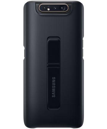 Officiële Samsung Standing Cover Galaxy A80 Zwart Hoesjes