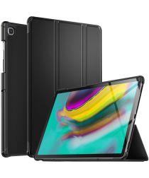 Samsung Galaxy Tab S5e Tri-Fold Hoesje Zwart