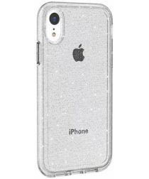 Apple iPhone XR Hybride Hoesje Transparant