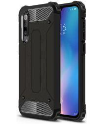 Xiaomi Mi 9 SE Hybride Hoesje Zwart