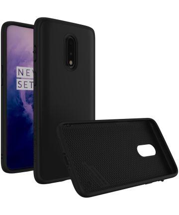 RhinoShield SolidSuit Classic OnePlus 7 Hoesje Zwart Hoesjes