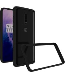 RhinoShield CrashGuard OnePlus 7 Bumper Hoesje Zwart