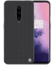 Nillkin Textured Hybride Hoesje OnePlus 7 Pro Zwart