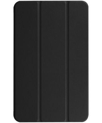 Samsung Galaxy Tab A 10.1 (2016) Tri-Fold Flip Case Zwart