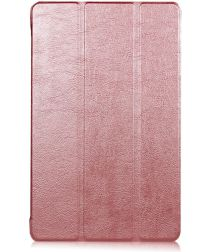 Samsung Galaxy Tab A 10.1 (2016) Tri-Fold Flip Case Roze