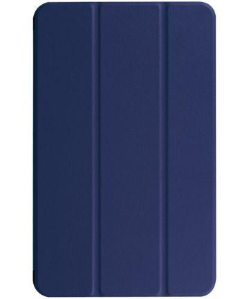 Samsung Galaxy Tab A 10.1 (2016) Tri-Fold Flip Case Blauw