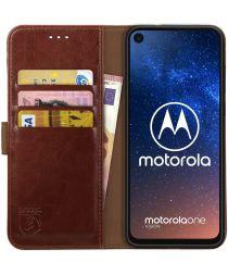 Motorola One Vision Book Cases & Flip Cases