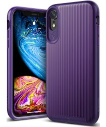 Caseology Wavelength Apple iPhone XR Hoesje Paars