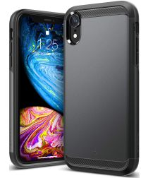 Caseology Legion Apple iPhone XR Hoesje Zwart