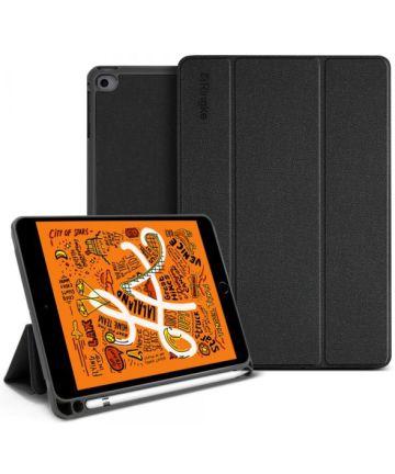 Ringke Smart Case Apple iPad Mini 5 Flip Hoes met Standaard Zwart Hoesjes