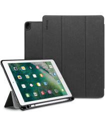 Ringke Smart Case iPad Pro 10.5 (2017) Flip Hoes met Standaard Zwart