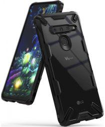 Ringke Fusion X LG V50 Hoesje Zwart