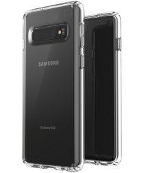 Speck Presidio Hoesje Samsung Galaxy S10 Transparant