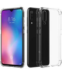 Xiaomi Mi 9 SE Hoesje Dun TPU Transparant