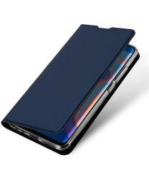 Dux Ducis Skin Pro Series Huawei P Smart Z Flip Hoesje Blauw