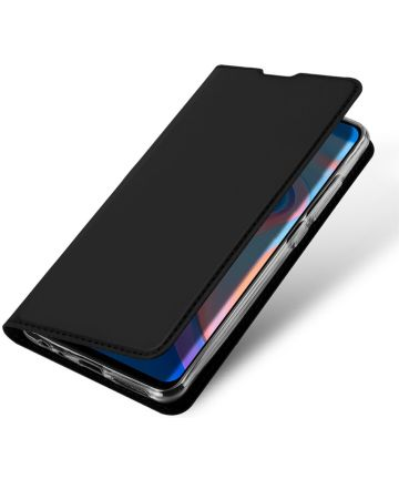 Dux Ducis Skin Pro Series Huawei P Smart Z Flip Hoesje Zwart Hoesjes