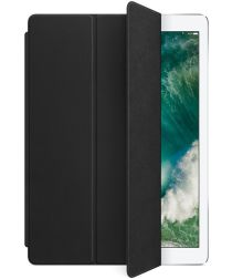 Originele Apple iPad Pro 12.9 (2017) Leather Smart Cover Black