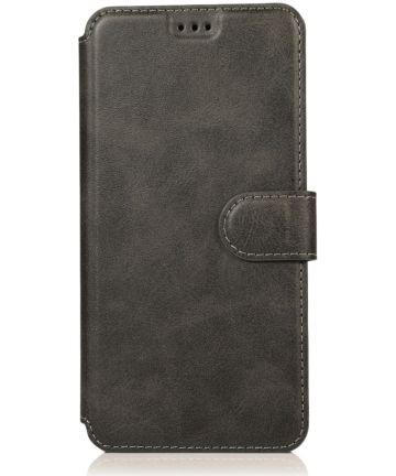 Samsung Galaxy A70 Portemonnee Hoesje Zwart Hoesjes