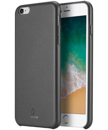 Dux Ducis Skin Lite Series Apple iPhone 6(s) Plus Hoesje Zwart Hoesjes