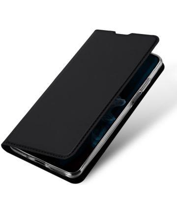 Dux Ducis Skin Pro Series Honor 20 / Huawei Nova 5T Flip Hoesje Zwart Hoesjes