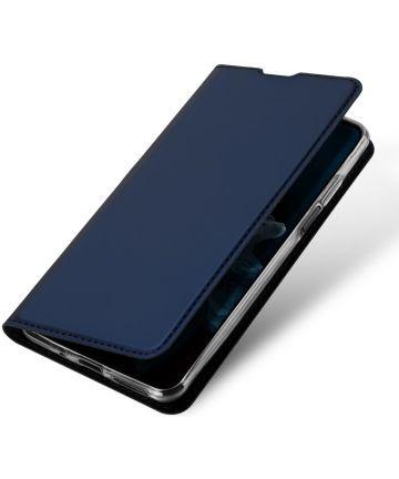Dux Ducis Skin Pro Series Honor 20 / Huawei Nova 5T Flip Hoesje Blauw Hoesjes