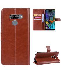 LG Q60 Book Cases & Flip Cases