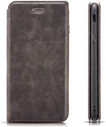 Xiaomi Mi 9T Ultra Dunne Portemonnee Hoesje Grijs