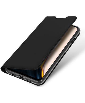Dux Ducis Skin Pro Series Flip Hoesje OnePlus 7 Zwart Hoesjes