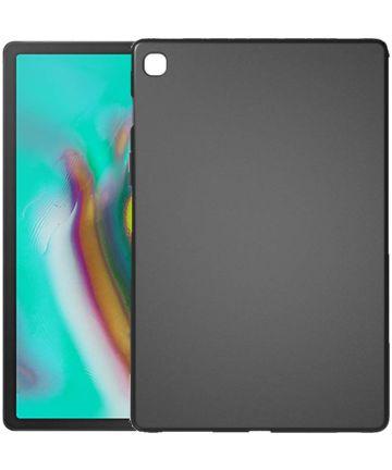 Samsung Galaxy Tab S5e TPU Hoes Zwart Hoesjes
