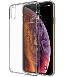 Apple iPhone XS / X Hard Crystal Hoesje Transparant