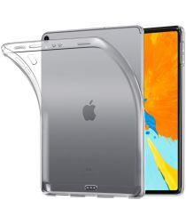 iPad Pro 11 (2018) TPU Hoesje Transparant