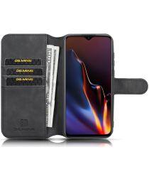 Huawei Y5 2019 Portemonnee Hoesje Zwart
