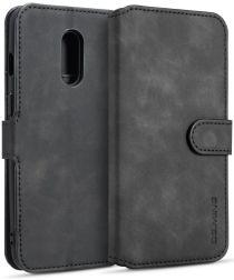 OnePlus 7 Portemonnee Hoesje Zwart